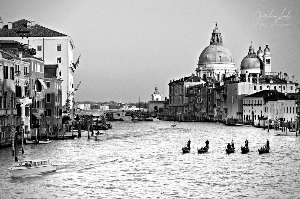 Canal Grande, Wenecja, Włochy